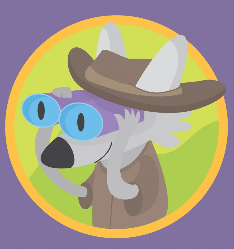 ¡Auu! Pequeños Lobos / Libro interactivo
