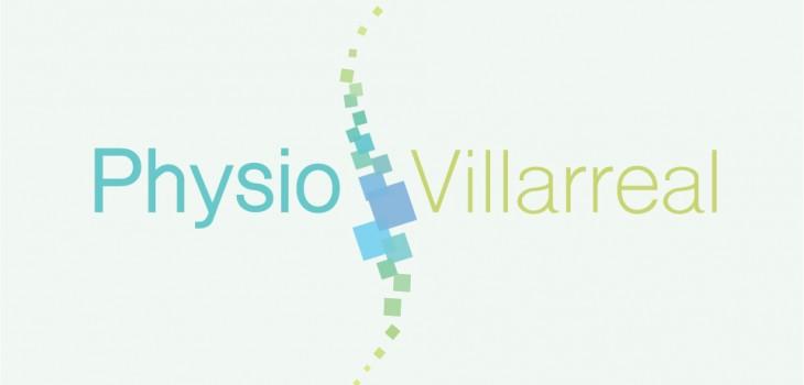 Physio Villareal / diseño de logo
